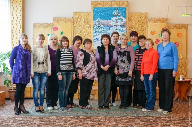 Педагогический коллектив детского сада № 5