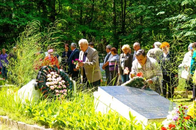 22 июня на Братском кладбище