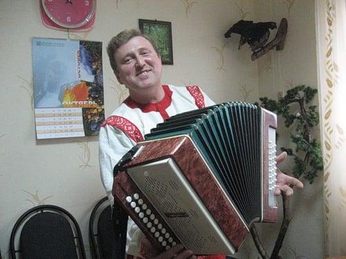 Серебряков Сергей Валерьевич музыкант