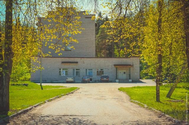 Максатихинская центральная районная больница