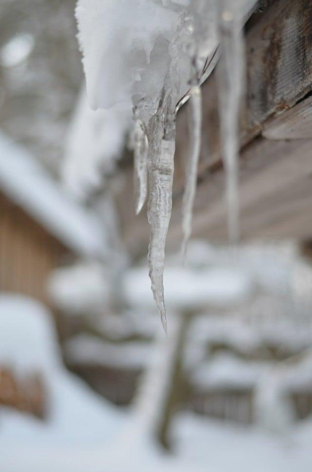 Зима в Максатихе — 2013