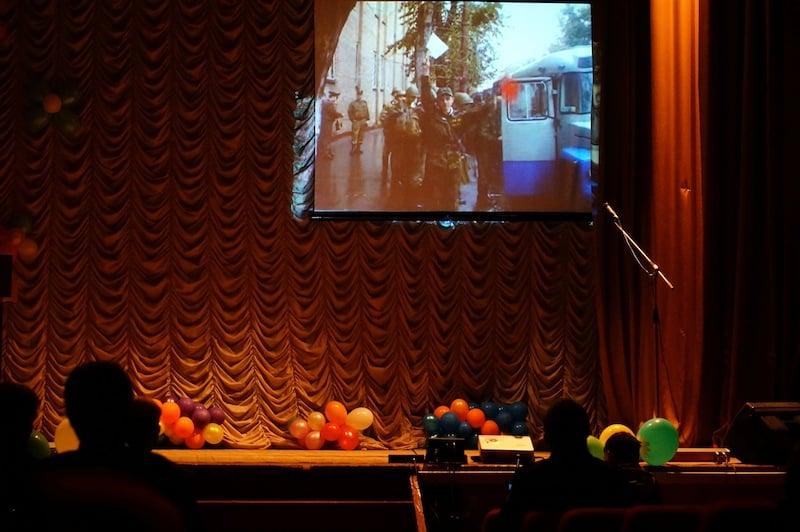 26 апреля в 11:00 в районном Доме культуры пгт. Максатиха состоялся День призывника