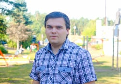 Администратор портала «В Максатихе» — Игорь Смирнов