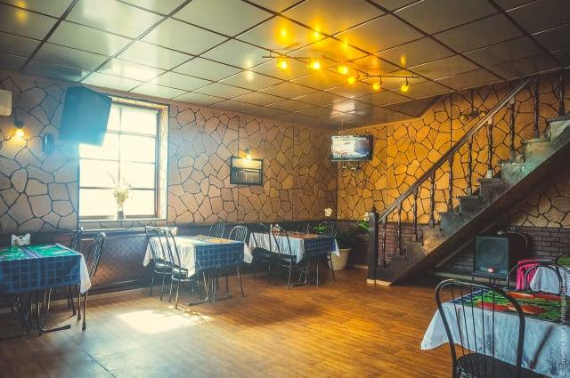 Интерьер кафе-столовой «Душечка»