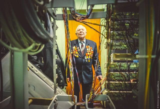 Жигалов Николай Алексеевич —заслуженный работник связи РФ