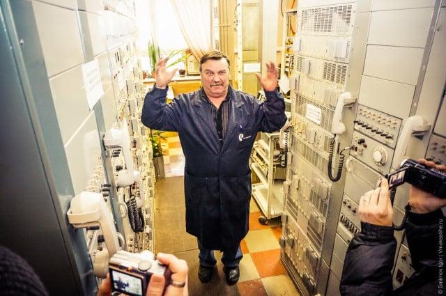 Экскурсия по Торжокскому узлу связи Ростелекома