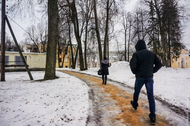 Экскурсия по усадьбе XVIII века Знаменское-Раек
