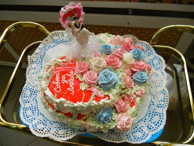 Торт на заказ в Максатихе