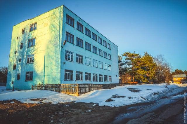 Профессиональное училище № 18 пгт. Максатиха