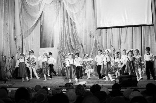 Праздничный концерт посвященный Дню матери
