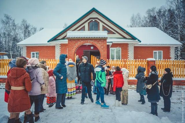 Здание детского сада № 6 п. Малышево