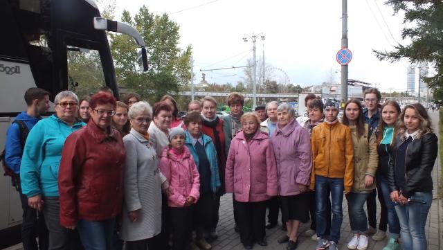 Максатихинцы на экскурсии в Москве