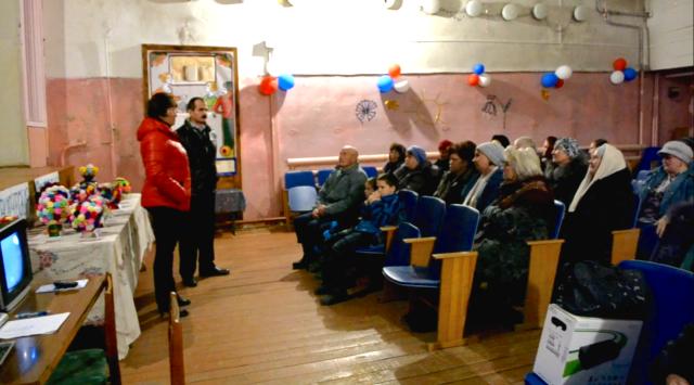 Жители посёлка Труженик участвуют в ППМИ-2016