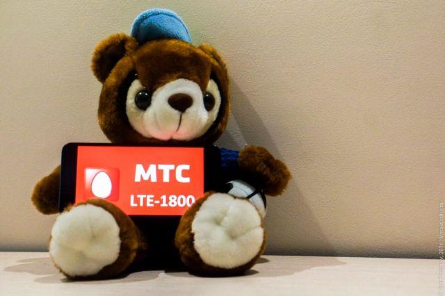 МТС LTE в посёлке Максатиха