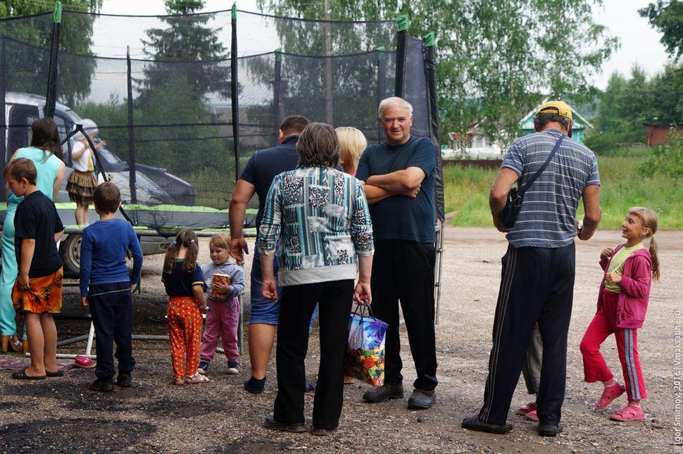 22 июля 2016 год — День Рыбинского сельского поселения
